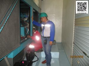 Maintenance Genset1